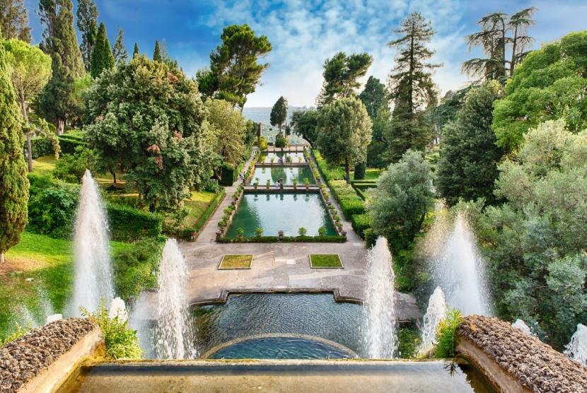 Der Schönste Garten Italiens